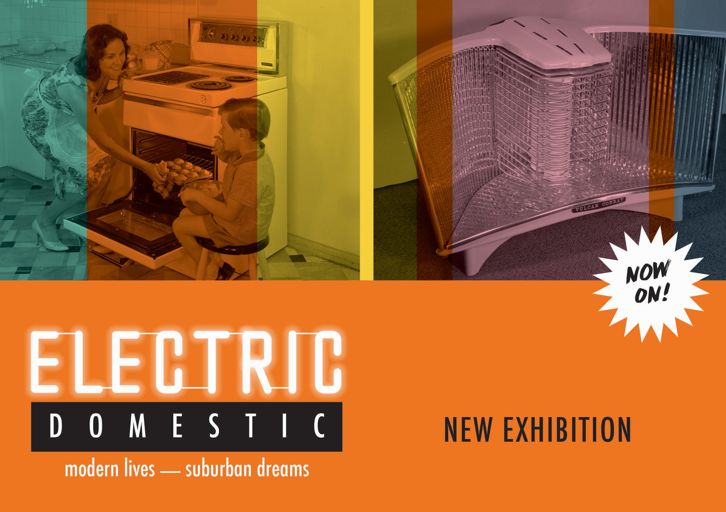 Electric Domestic - Suburban dreams, modern lives