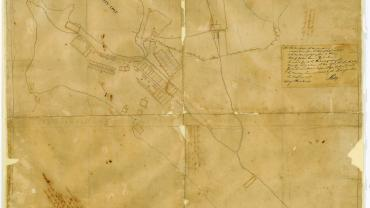 Phillip's survey of the settlements in NSW, 1792. SZ430