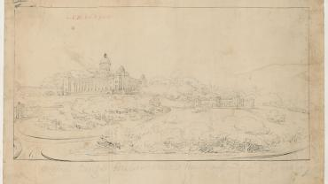 Design for Govt House, attributed to Greenway 13886-X770-a110-000038