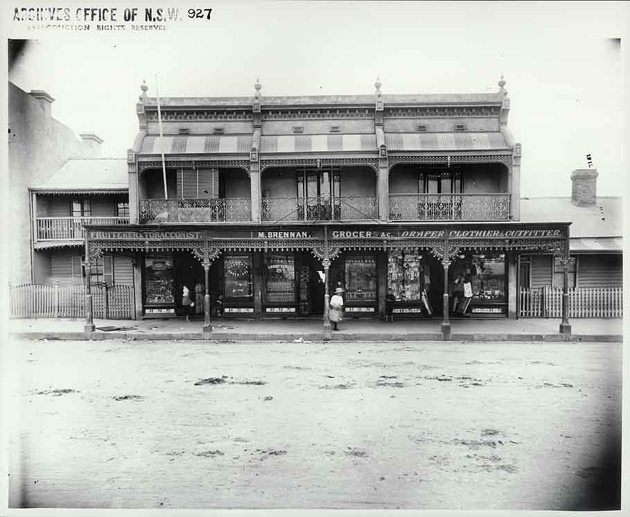 205 Elizabeth Street, Redfern (NSW), 1 Jan 1890. Digital ID:4481_a026_000125